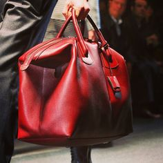 """@gucci's photo: """"The Ultimate Satchel #mfw"""""""