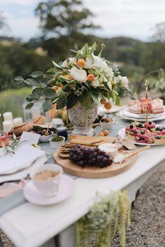 Featured Photographer: Sephory Photography; Wedding reception ideas.