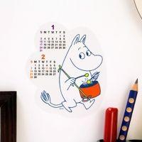 무민 2016 스티커 캘린더 - 무민 ※ Moomin 다이어리,플래너,달력