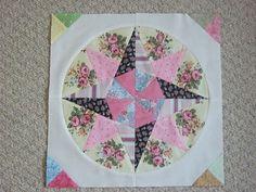 Camelot circle by stitcherydo