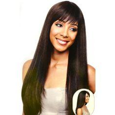 Bobbi Boss Maxxim 100% Human Hair Premium Blend Wig MB1600 MILVA