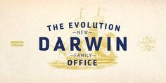 Darwin Office™ - Webfont & Desktop font « MyFonts