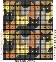 Photo Cross Stitching, Cross Stitch Embroidery, Embroidery Patterns, Hand Embroidery, Crochet Patterns, Cross Stitch Bookmarks, Crochet Ideas, Crochet Chart, Crochet Stitches