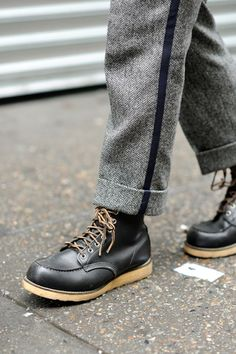 Red Wing Nick Wooster