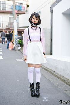 Spinns & WEGO Harajuku Outfit