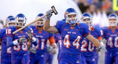 The Boise State Broncos are ranked 22 in our NCAA Football preseason countdown.