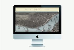 Balise Website - Stitch does it again