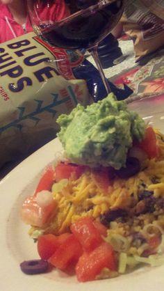Mexican 5-Layer Casserole! Yum!  Gluten Free, Vegan, Maker's Diet  glutenfreehappytummy