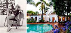 Inside Marilyn Monroe's Brentwood Home