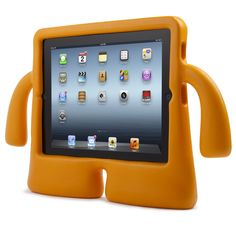 Just ordered this iGuy case for Miles Storm's to protect his ipad!   It is so cute isn't it!
