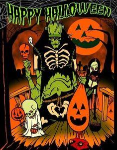 Retro Halloween, Vintage Halloween Images, Halloween Pictures, Holidays Halloween, Scary Halloween, Halloween Crafts, Happy Halloween, Halloween Decorations, Halloween Stuff