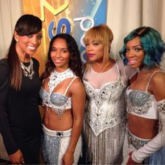 """Lil Mama Joins TLC For At 2013 AMAs """"Waterfalls"""" Performance, Tributes Left Eye - http://www.celeboftea.com/lil-mama-joins-tlc-for-at-2013-amas-waterfalls-performance-tributes-left-eye/"""