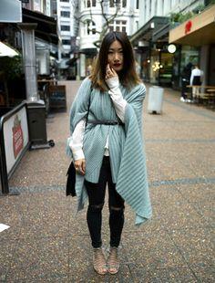 Street Style - August | www.heartofthecity.co.nz