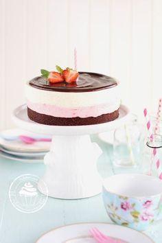 Pullahiiren leivontanurkka: Herkullinen vadelma-vaniljahyydykekakku