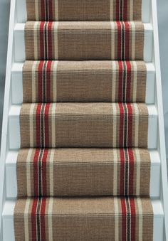 stair carpet runners | Fez Stair Runner - Kersaint Cobb - Makes - Rugs & Things