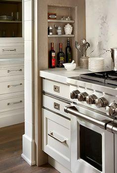 Design Chic: Kitchen Organization