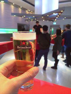 Heineken brewery Amsterdam beer