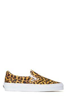 Vans Classic Slip-On Sneaker - Leopard