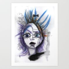 maggie Pastels, Halloween Face Makeup, Fictional Characters, Art, Craft Art, Kunst, Fantasy Characters, Art Education, Sanat