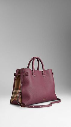 Michael Kors Jet Set Leather Red/Auburn/Bole Tote - Michael Kors Totes