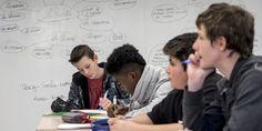 Après les attentats, l'école exalte la laïcité