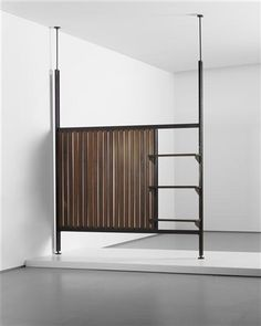 Afrique room divider par Jean Prouvé and Charlotte Perriand