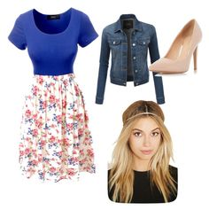 """""""Movie night"""" by omwalch on Polyvore featuring LE3NO, Dorothy Perkins and Forever 21"""