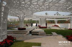 Houston Pavilion / Morris Architects (ground plane)