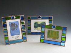 Sunflower Glass Studio | Beveled Frames