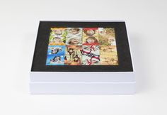 Personalisable Domino game Board Games, Polaroid Film, Pictures, Packaging, Games, Cards, Tabletop Games, Table Games