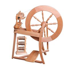 Ashford TRADITIONAL SPINNING WHEEL - Buy  New  from official UK stockist