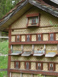 Swiss Bee Hive Hotel .....