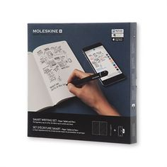 Smart Notebook, Creative Cloud Connected | Moleskine Store - Moleskine
