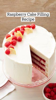 Cake Filling Recipes, Frosting Recipes, Cupcake Recipes, Cupcake Cakes, Wilton Cakes, Cupcakes, Fun Baking Recipes, Bakery Recipes, Fondant