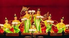Image result for dance images of thailand