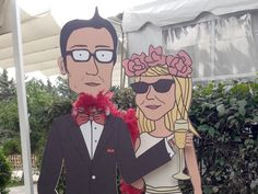 Figuras personalizadas para tu boda.