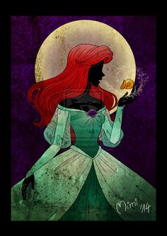 i really love the artwork of sailor moon crystal so i'm making similiar drawings with disney princesses here's the fifth one: ariel! snow white: mimiclothing.deviantart.com/ar… cinderella: m...