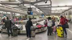 Location technology in airports: Lighting a beacon | The Economist