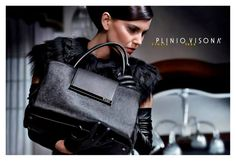 PLINIO VISONA' collection A/W 13.14