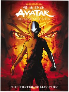 Avatar the Last Airbender The Poster Collection (20 Posters)   Dark Horse Avatar Poster Collection Book   Popcultcha