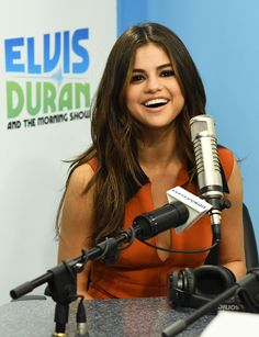 Selena Gomez News — June 5: Selena during her interview with the Elvis...