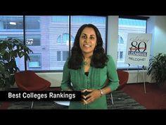 2014 U.S. News Best Colleges Rankings http://www.thelittleblackbookofafinancialaidofficer.com/ #financial aid #scholarships