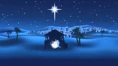 Cantique De Noel and O Holy Night sung by Placido Domingo with lyrics. Christmas Jesus, Christian Christmas, Christmas Scenes, Christmas Nativity, Christmas Music, Christmas Baby, Merry Christmas, Christmas Star, Nativity Star