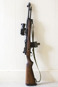 "bourbon-bear: "" whiskey-gunpowder: "" My "" Is that and AK style lug? Scout Rifle, Mini 14, Battle Rifle, Fire Powers, Firearms, Shotguns, Hunting Rifles, Cool Guns, Assault Rifle"