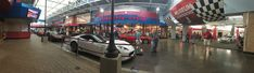 Panoramic Pictures, On A Clear Day, Corvettes, Museum, Corvette, Museums
