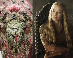 There is so much going on in that crazy HBO showGame of Thronesthat we rarely get to stop and appreciate the finer details that go into its creation. Michelle Carragher is the talented embroiderer and illustrator behind the lavish costumes worn by many of the characters, and her blog is like a secret Game of…