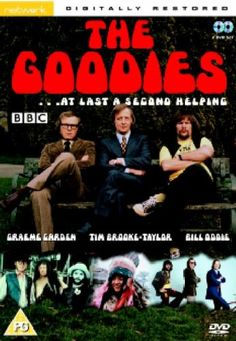 The Goodies At Last A Second Helping BBC DVD Network