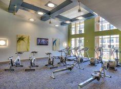 Dallas Medical District Building Gym