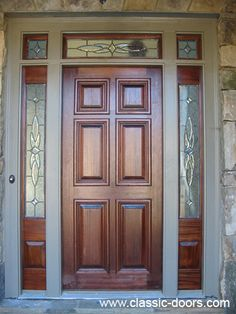 Front Doors with Side Lights and Transom | doors windows pricing faq s specials photo gallery contact us door ...