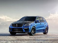 2013 Mercedes ML 63 AMG - Topcar Inferno #mercedesamg #tuning #topcar